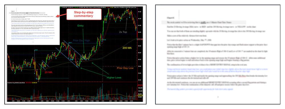 Chart Analysis Examples