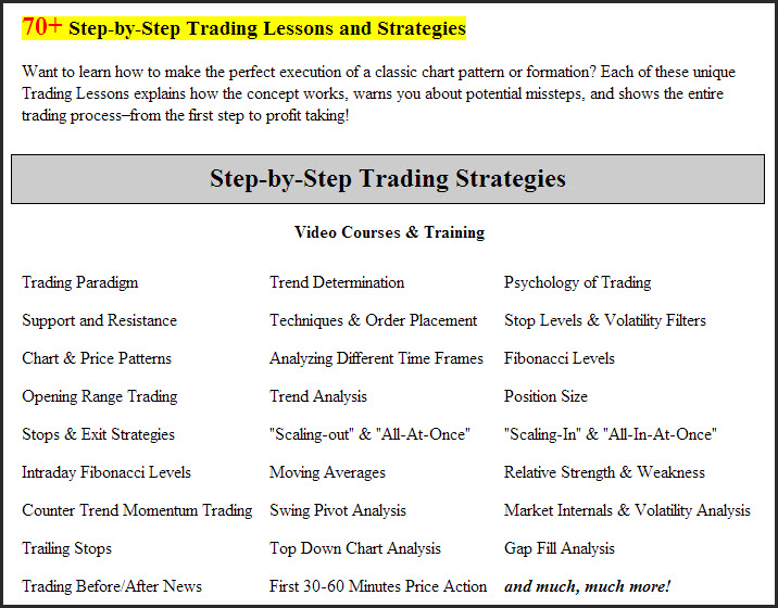 Step-by-step-Strategies