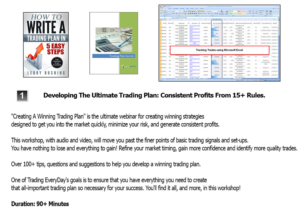 Ultimate-Trading-Plan