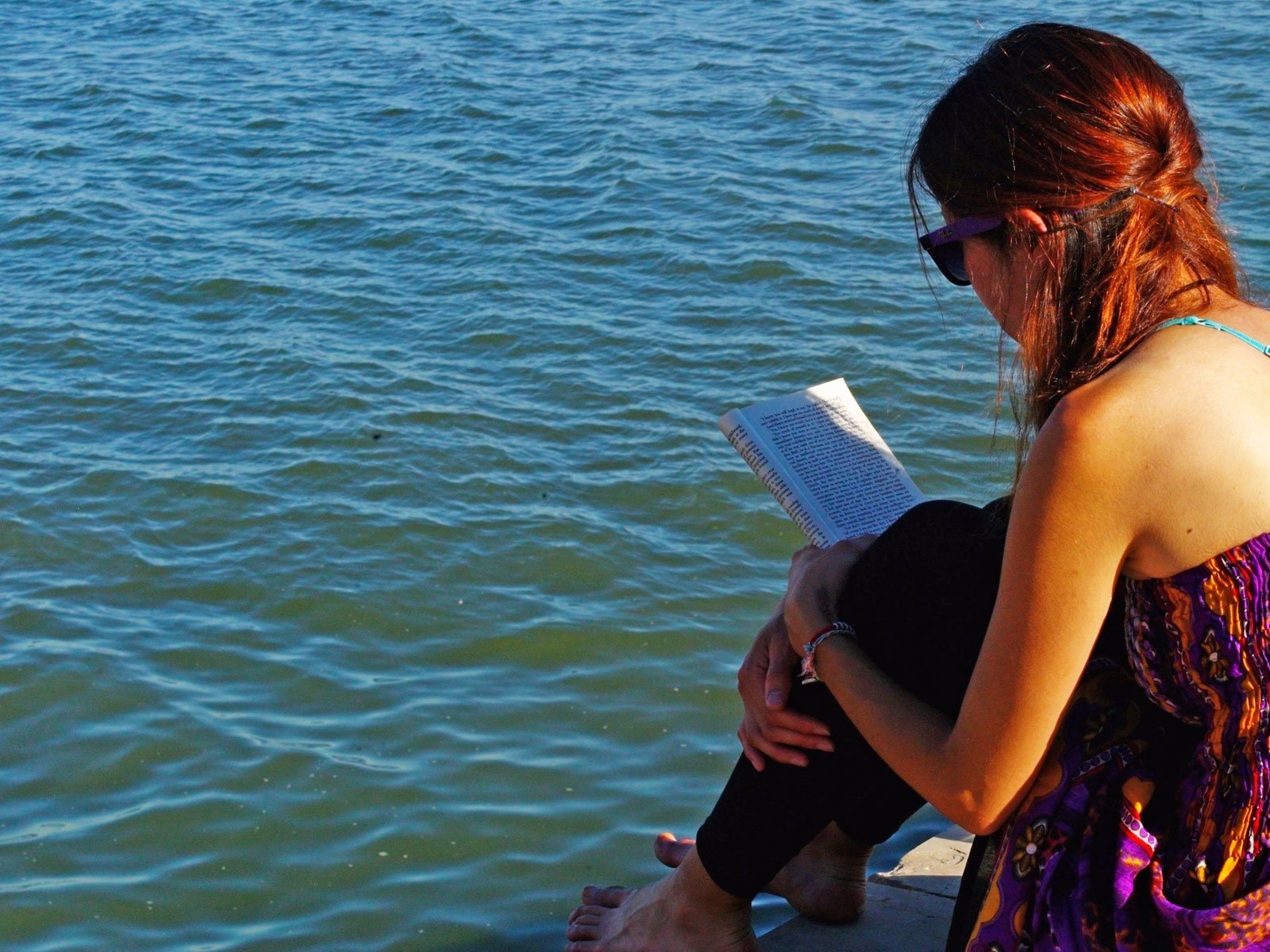 how to read the ocean