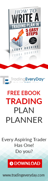 Skyscrapper 160×600 Banner – TED Trading Plan Planner