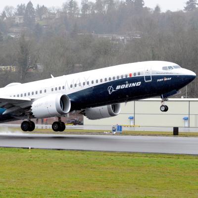 Boeing 737 MAX 8