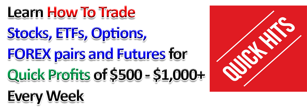 Trade stock options for a living