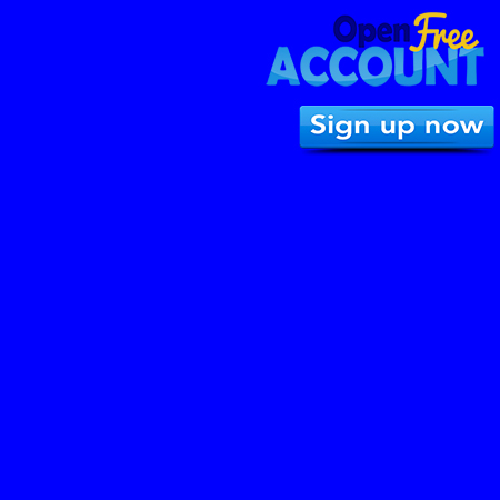 Corner Page 450×450 FREE Account Blue