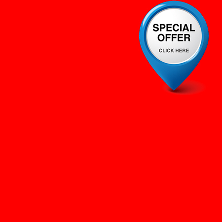 Corner Page 450×450 Special Offer Red